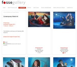 Fosse Gallery Sale!